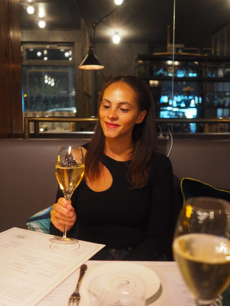 Food blogger Berlin - French Dinner at Colette, a brasserie by Tim Raue