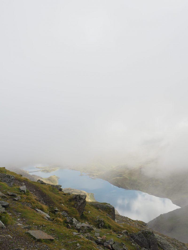 Snowdon Mountain Railway Mount Snowden landscape