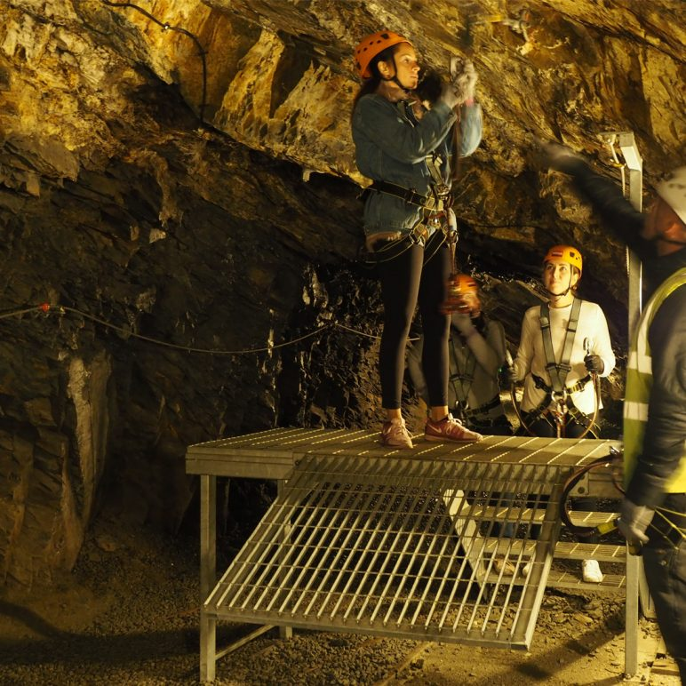 Tested – Zip world caverns in North Wales