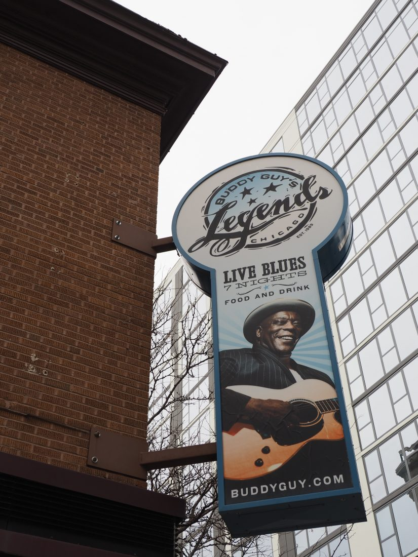 Buddy guy's legend