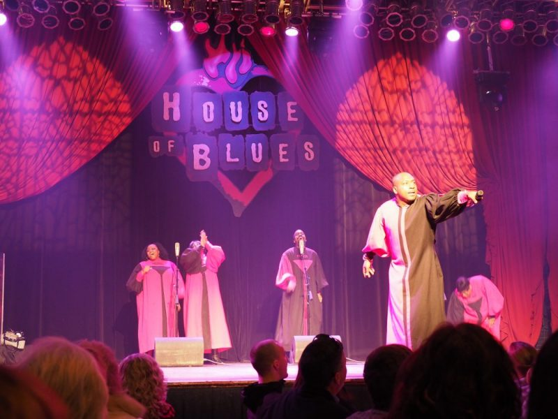 Gospel Brunch House of Blues Chicago 1