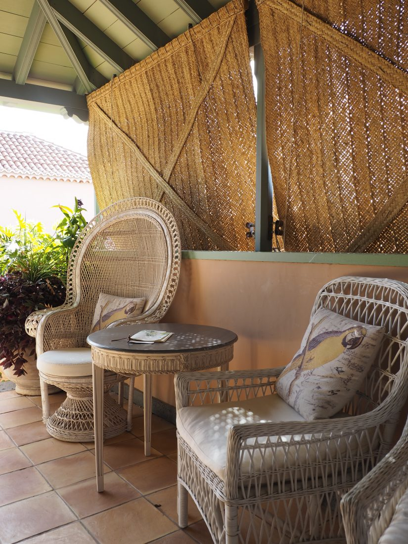 Where to sleep in Tazacorte, La Palma Island - Hotel review Hacienda de Abajo