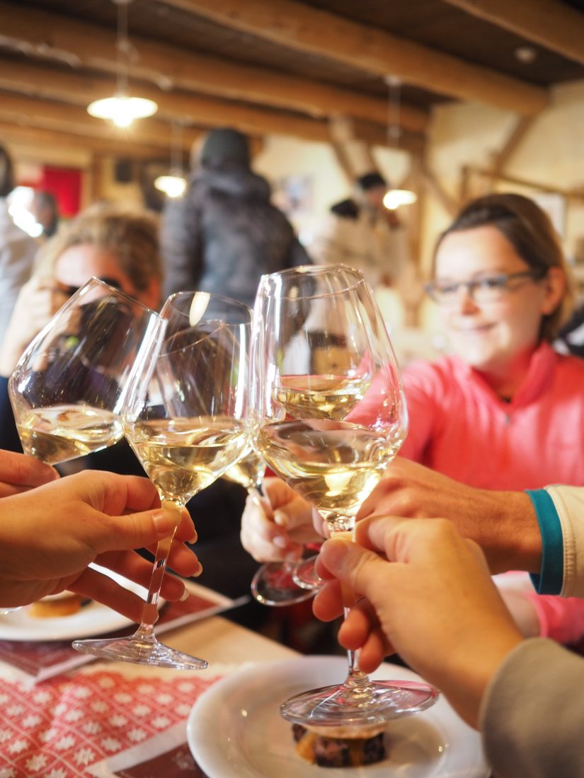 ski safari Alta Badia gourmet Michelin experience