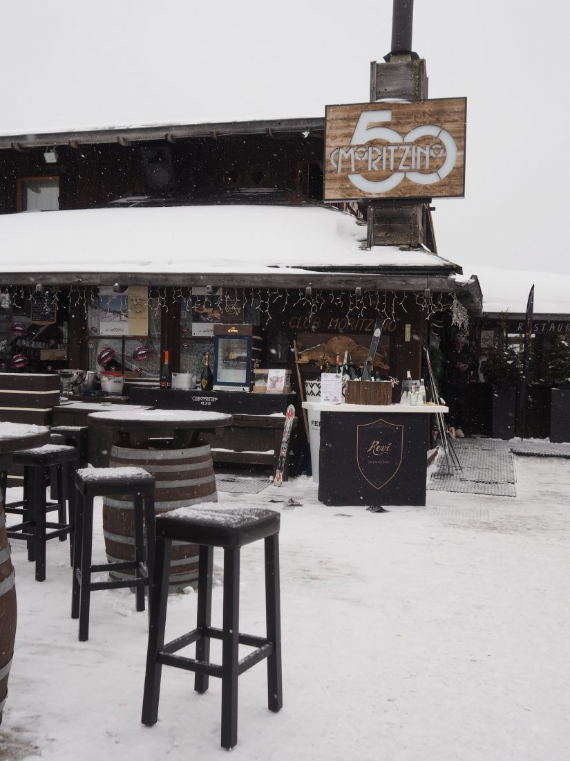 ski safari Alta Badia gourmet Michelin experience Club Moritzino