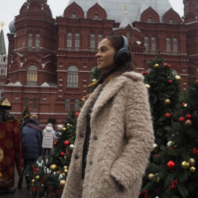 In Moscow with Sony testing the True Wireless WF-1000X and the WH-1000XM2 Wireless Noise-Canceling Headphones – Review