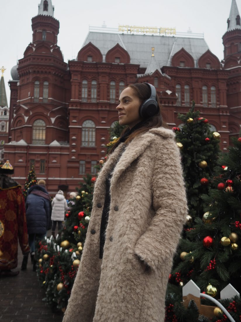 *Advertisement – In Moscow with Sony testing the True Wireless WF-1000X and the WH-1000XM2 Wireless Noise-Canceling Headphones – Review