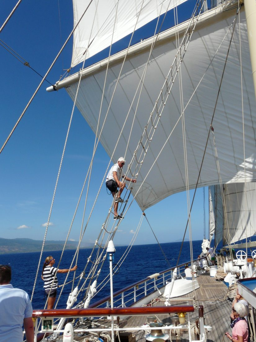 Star Clipper Mast climbing (6)