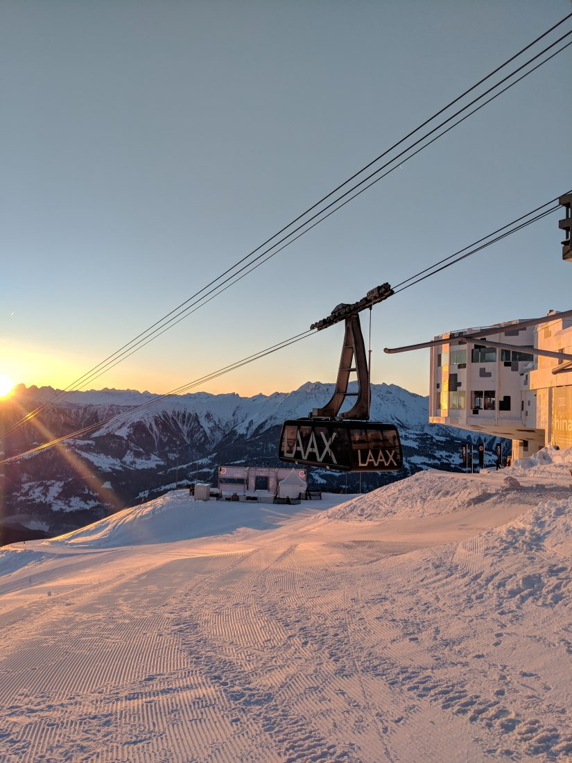 LAAX Early bird