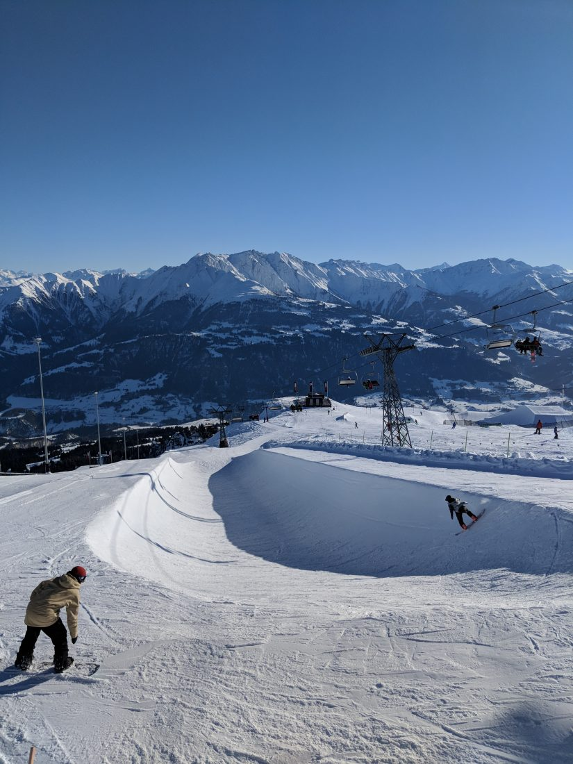 LAAX Freestyle
