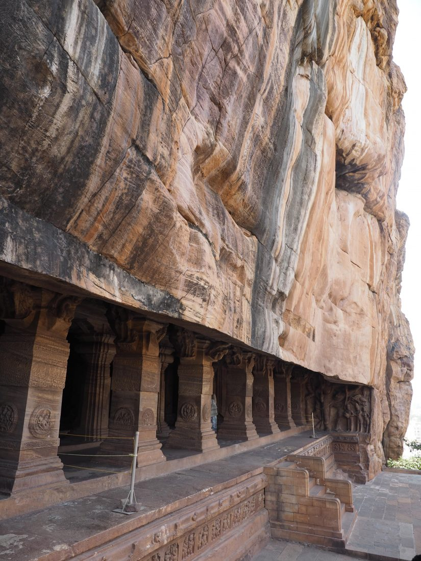 The golden chariot itinerary Karnataka Badami cave temple-min
