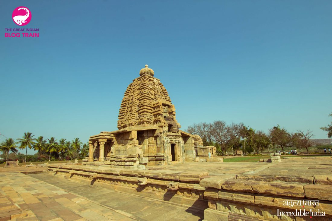 The golden chariot itinerary Karnataka Pattadakal Temple-min