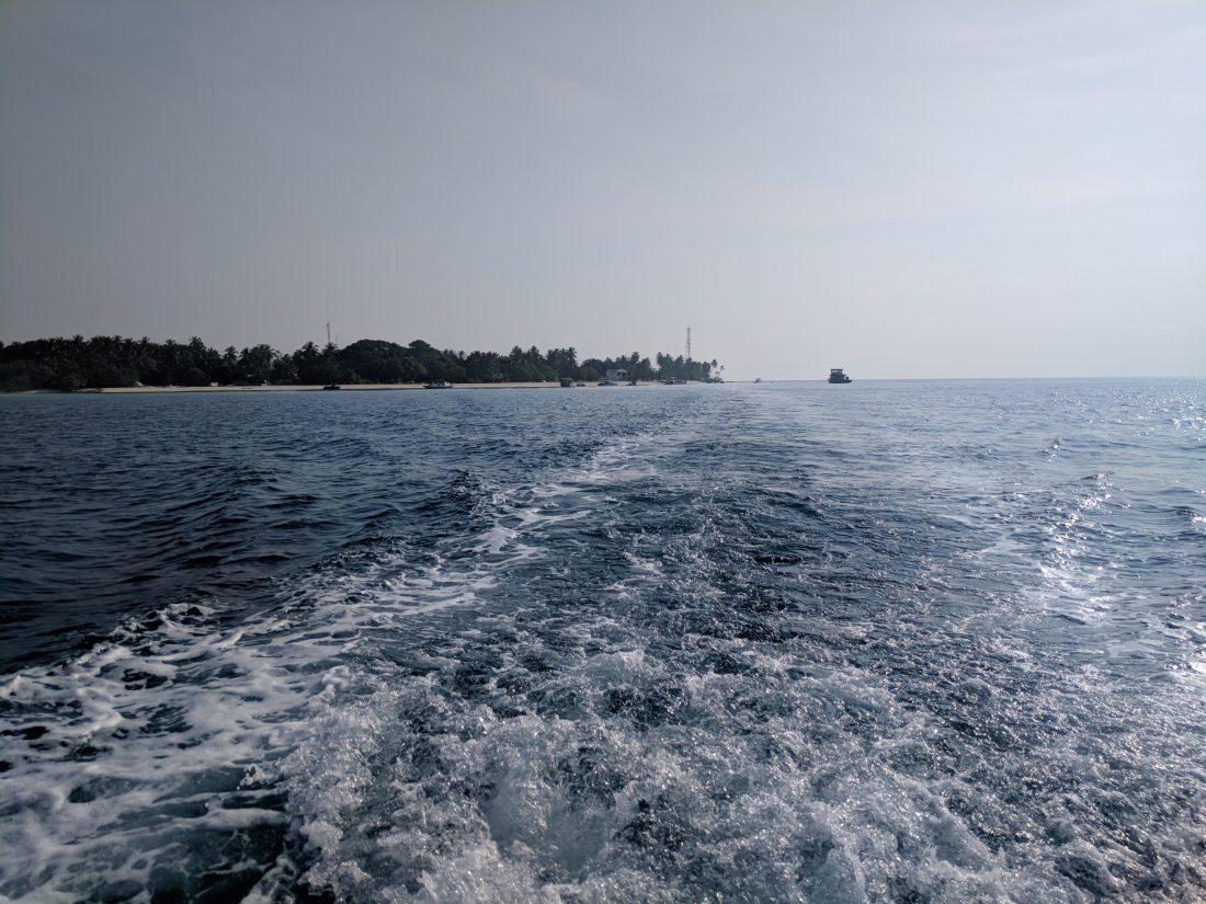 Fulidhoo Island tranfer from Male