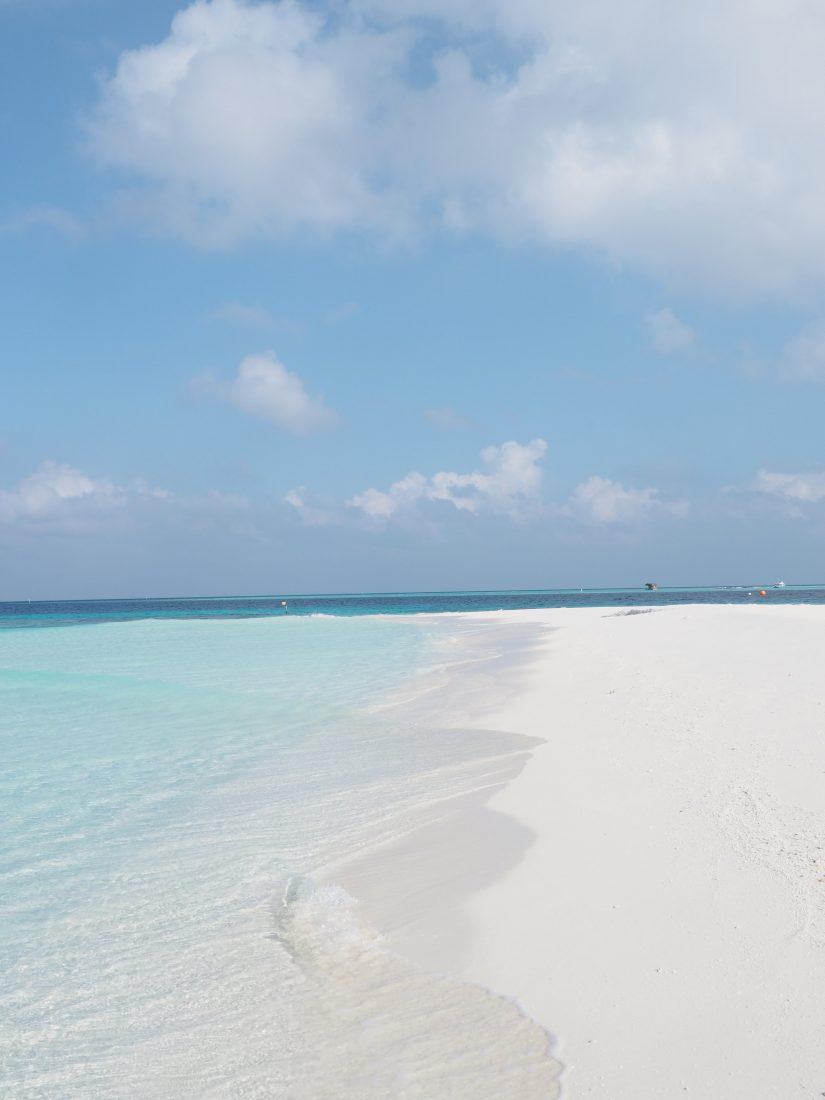 Maafushivaru beach