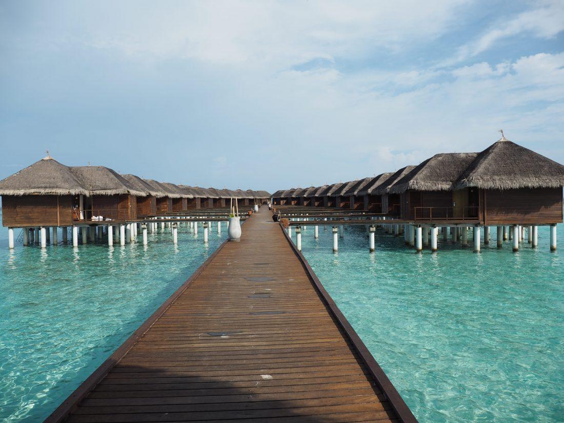 Maafushivaru water villas