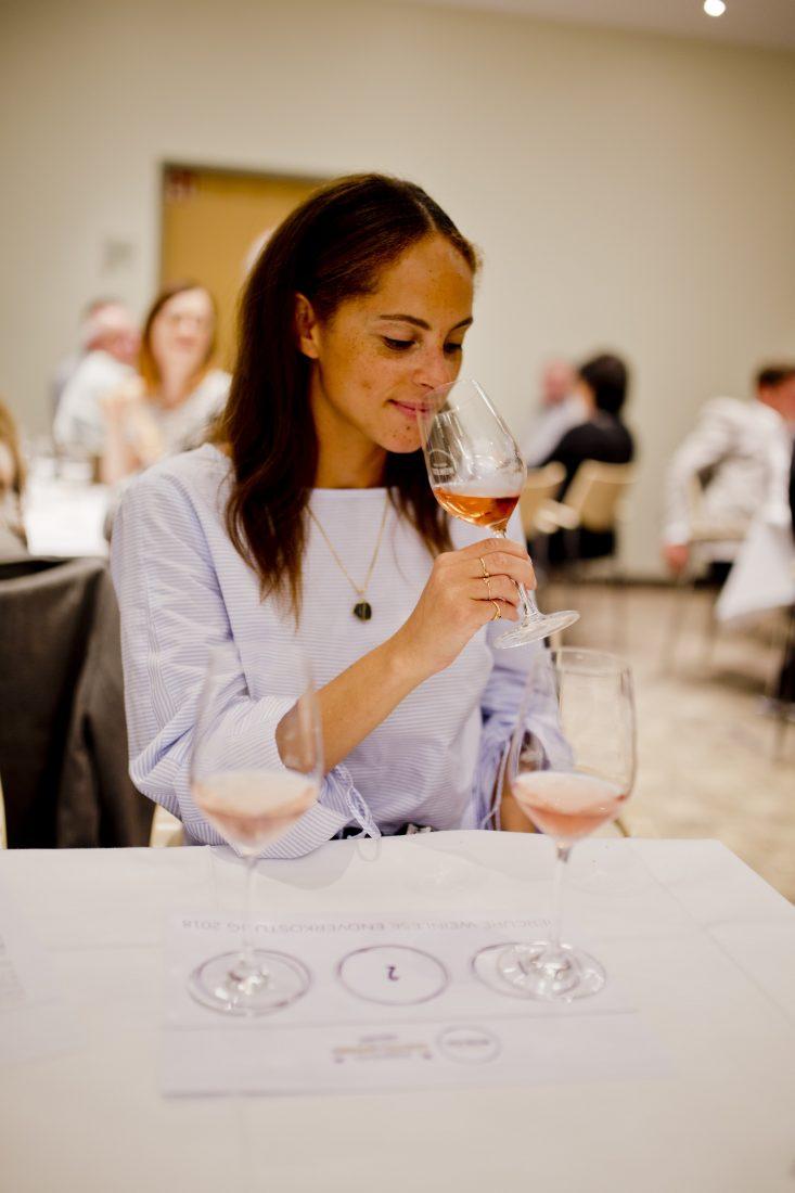Mercure weinlese Berlin wine tasting