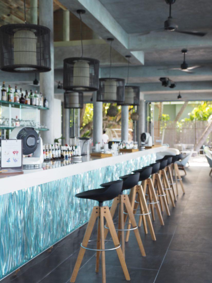 kuramathi bar