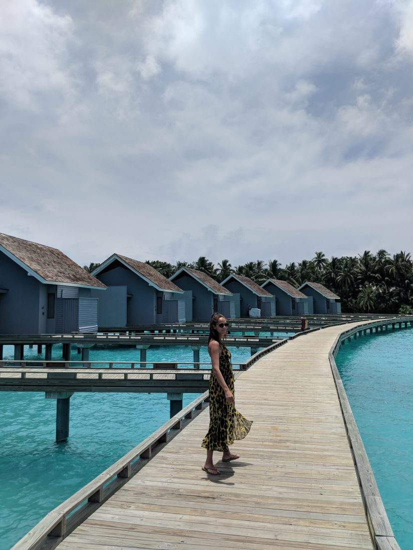 Review – Kuramathi island resort