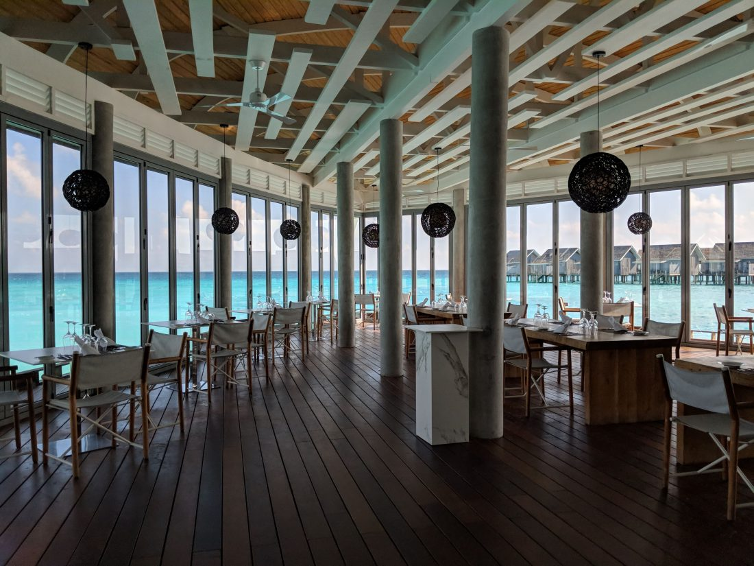 kuramathi seafood restaurant the reef min