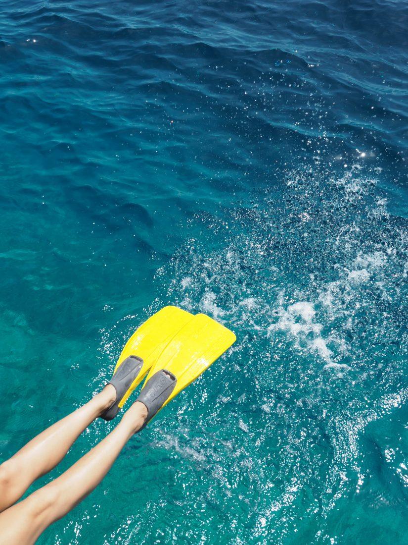 snorkelling maafushivaru