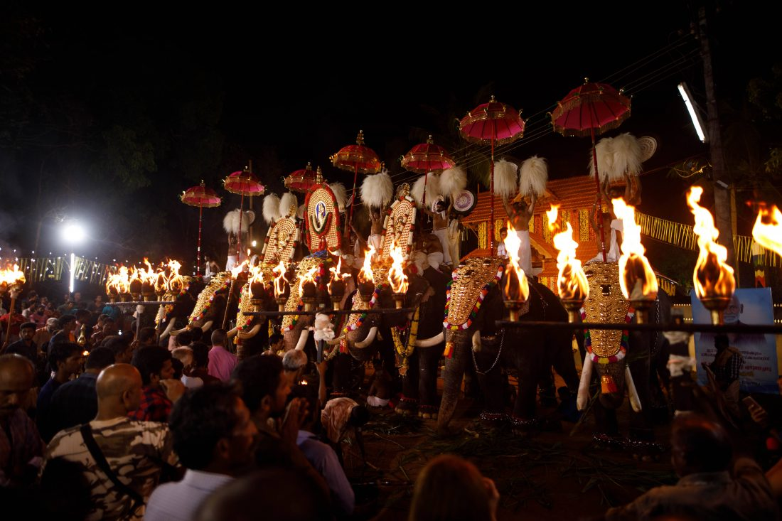 Chathakudam pooram in Thrissur 4