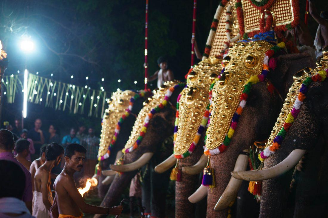 Chathakudam pooram thrissur