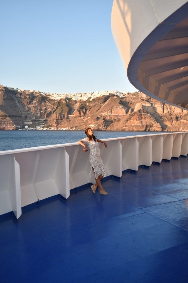 Greek island hopping with Celestyal cruise