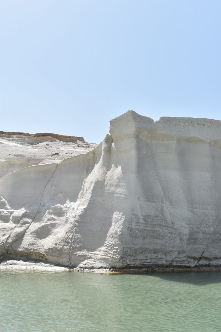 Greek island hopping with Celestyal cruise Milos 3