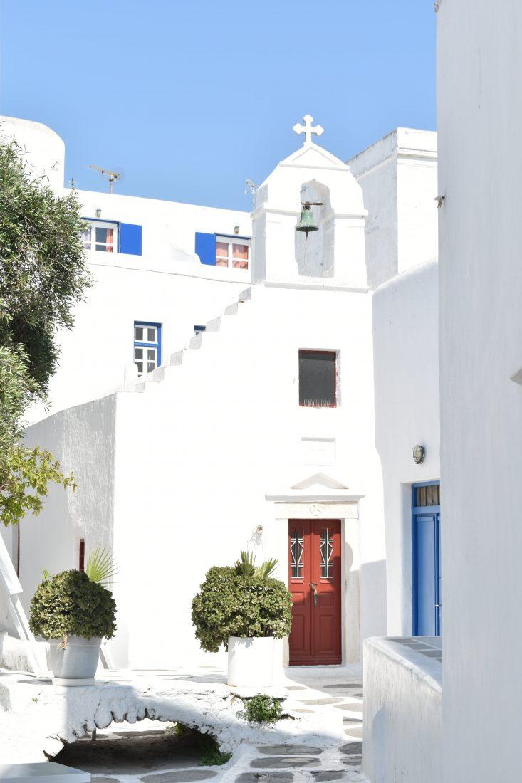 Greek island hopping with Celestyal cruise Mykonos 3