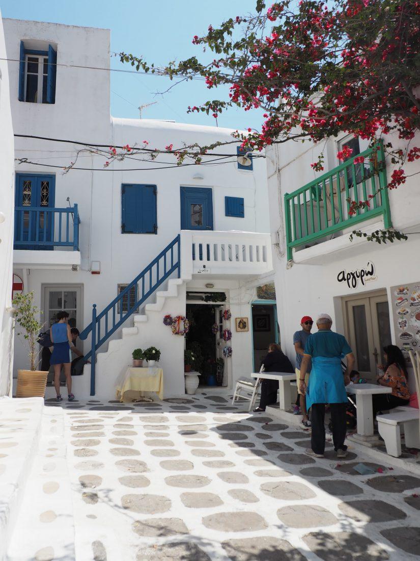 Greek island hopping with Celestyal cruise Mykonos 5