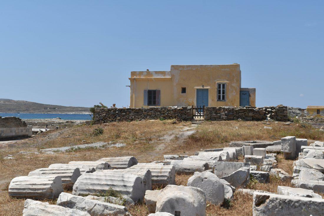Greek island hopping with Celestyal cruise Mykonos