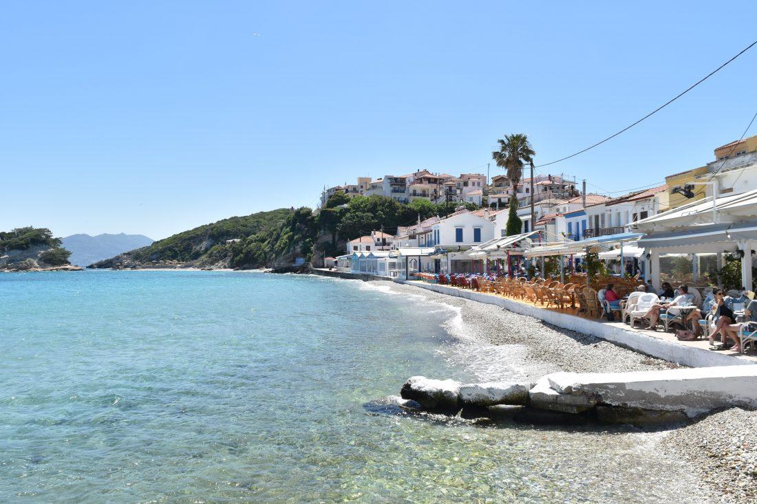 Greek island hopping with Celestyal cruise Samos 1