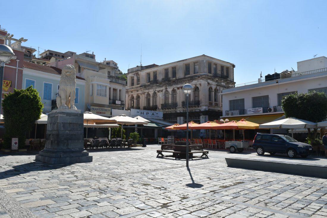 Greek island hopping with Celestyal cruise Samos