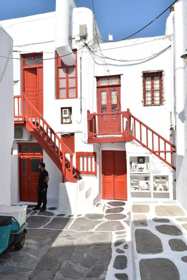 Greek island hopping with Celestyal cruise Santorini2