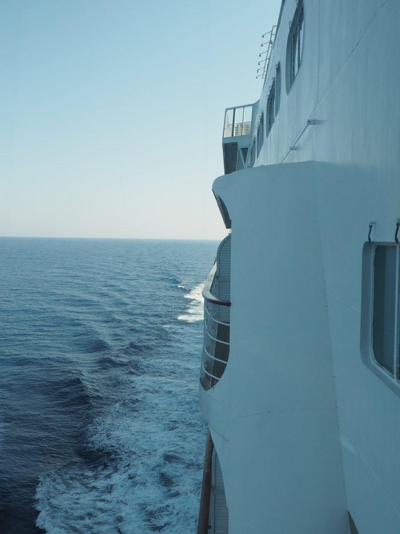 Greek island hopping with Celestyal cruise