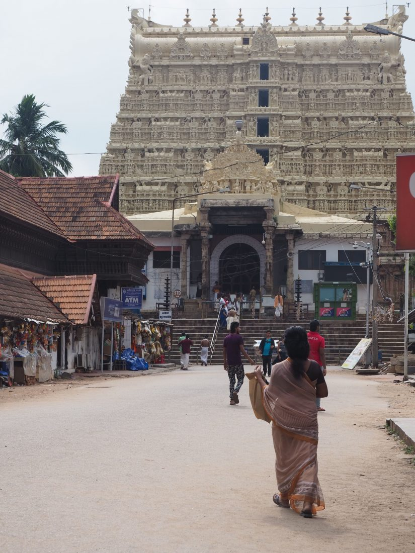 Trivandrum Padmanabhaswamy Temple