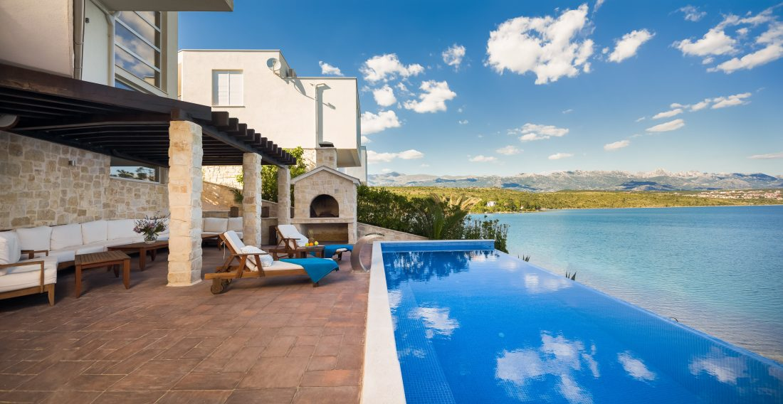 Luxury weekend at Villa CaMa in Croatia *Advertisement