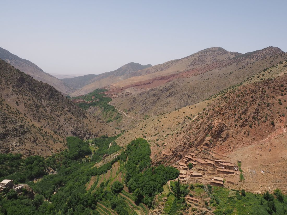 2 days trek Atlas mountains 3