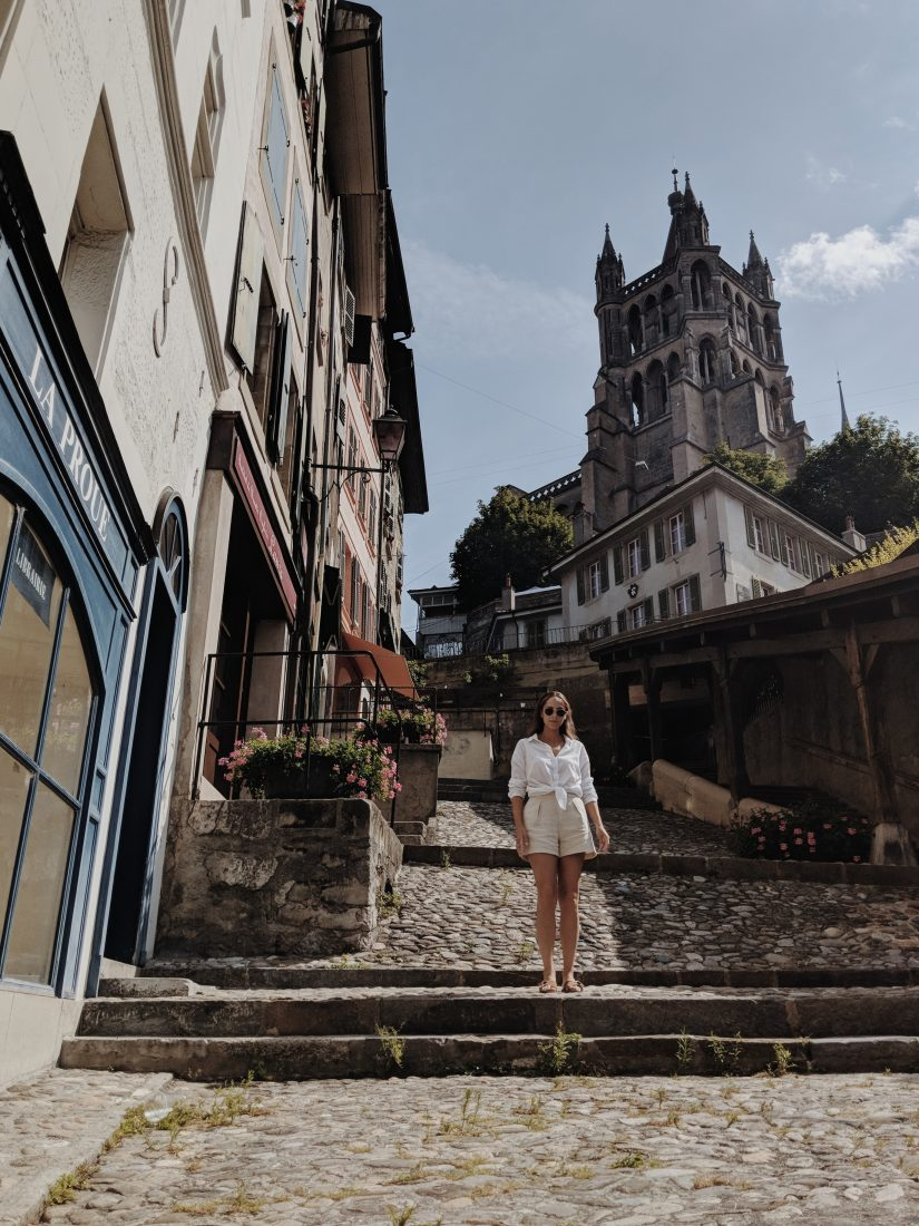 A Lausanne guide - One of the most beautiful cities in Switzerland