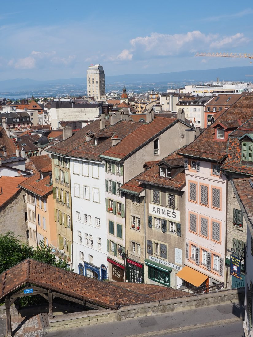 What to do in Lausanne - One of the most beautiful cities in Switzerland Old Lausanne