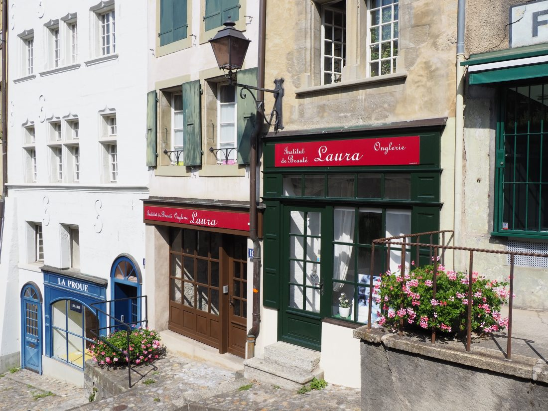 A Lausanne guide - One of the most beautiful cities in Switzerland old lausanne 4