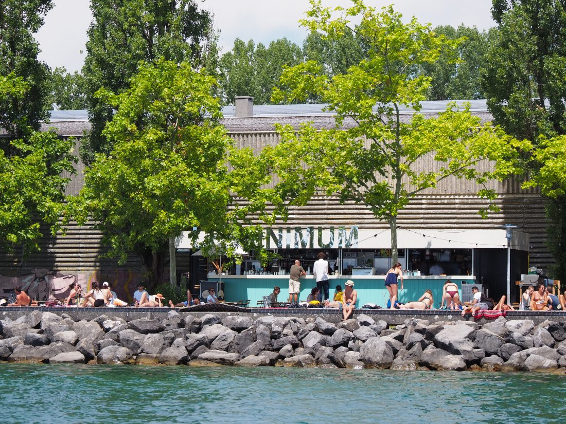 What to do in Lausanne - One of the most beautiful cities in Switzerland Ouchy