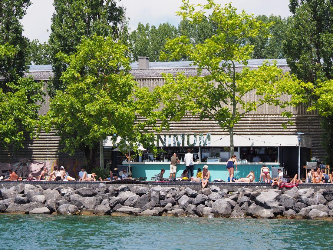 A Lausanne guide - minimum bar