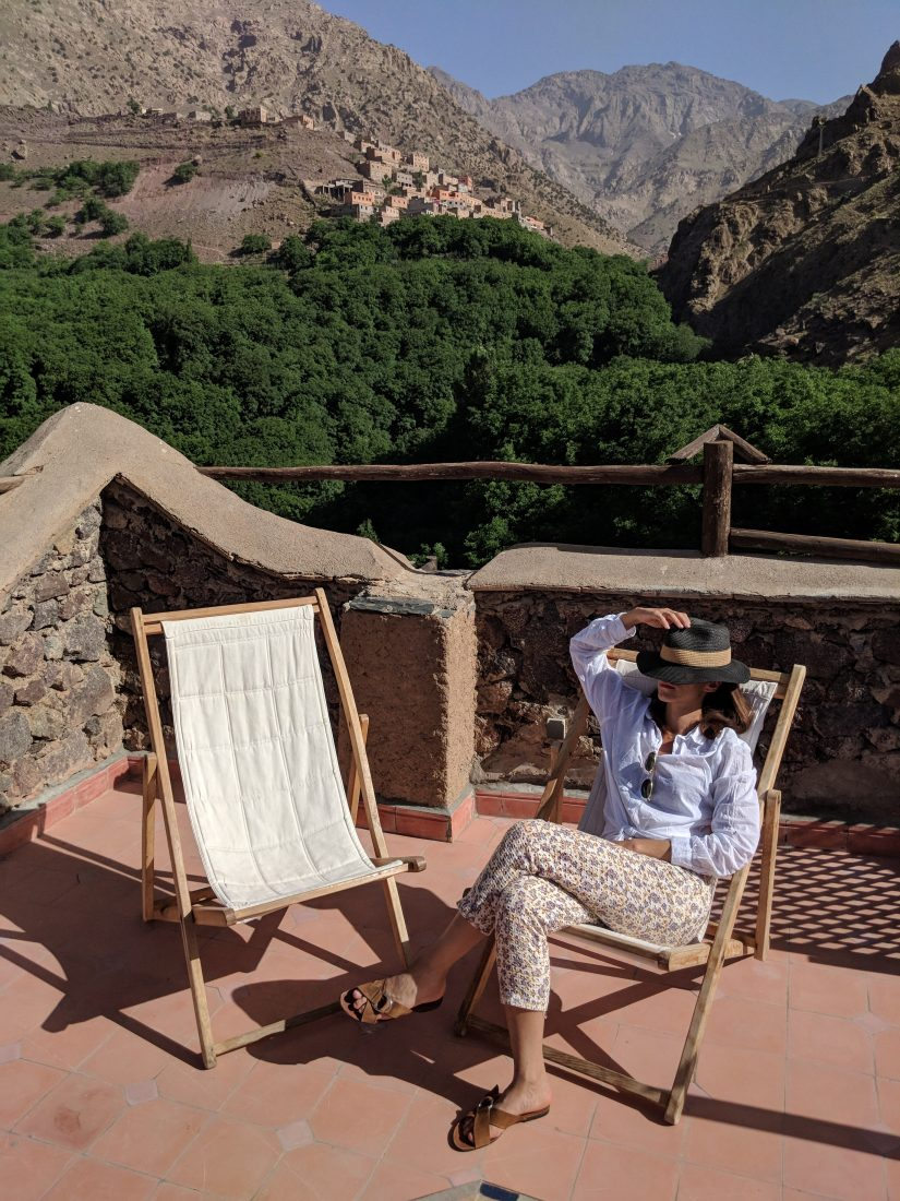 Sustainable and luxury hotel in the Atlas mountains – Kasbah du Toubkal – Review