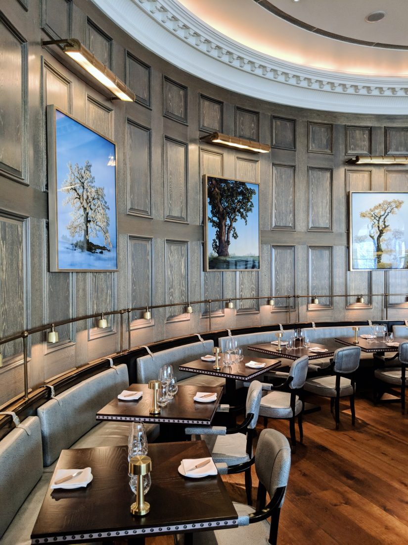 Lunch at Roux at Landau - Review of the Langham restaurant in London 5