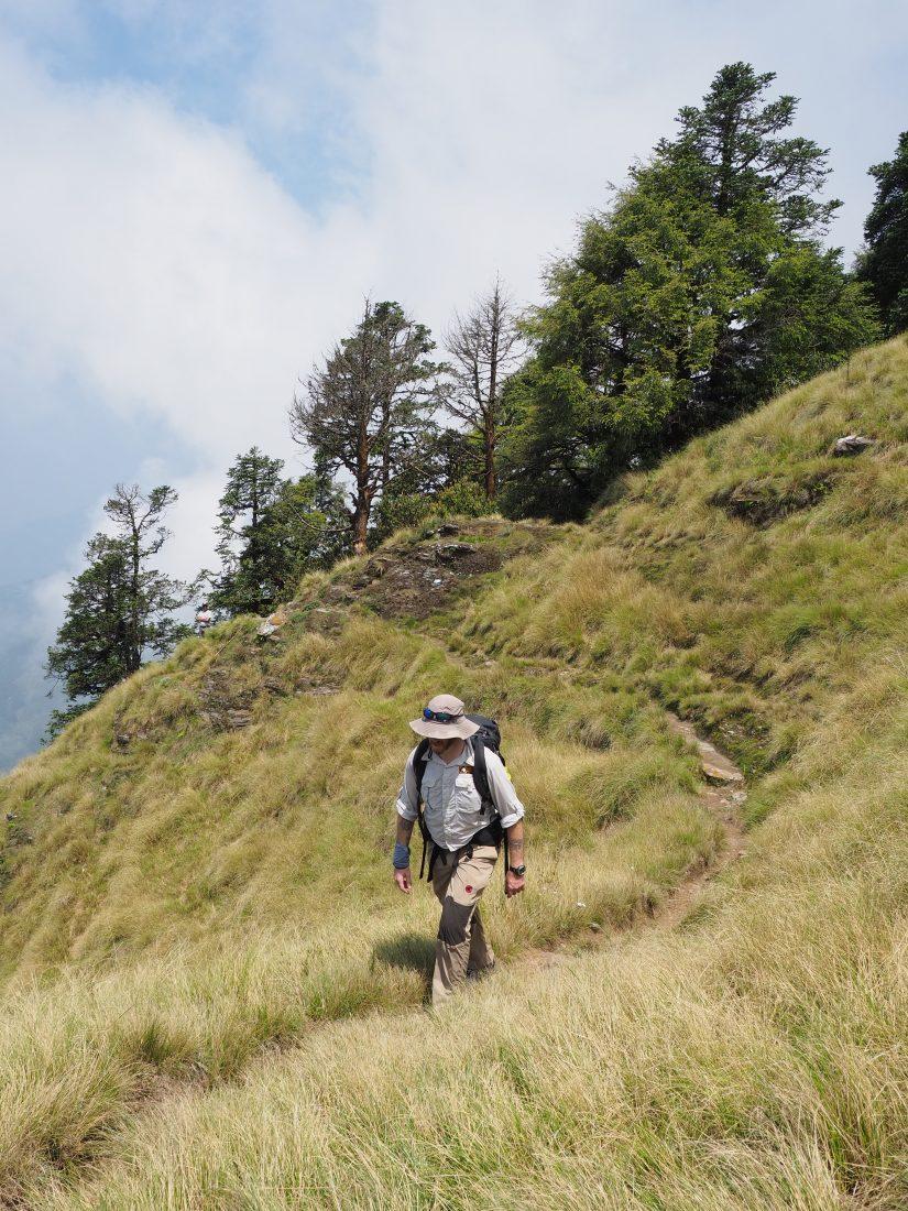 Short trek in Nepal - Mohare Donda trek 10