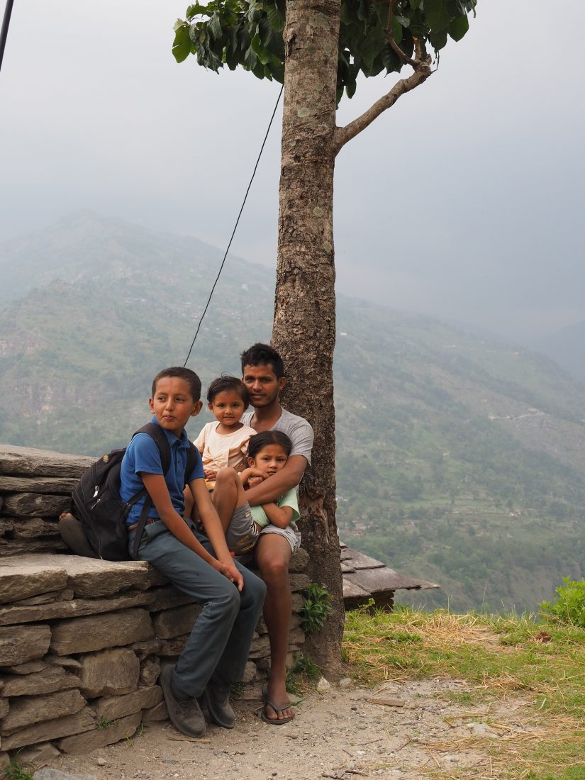 Short trek in Nepal - Mohare Donda trek 16