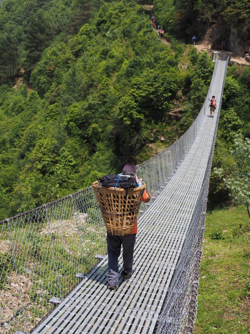 Short trek in Nepal - Mohare Donda trek 22