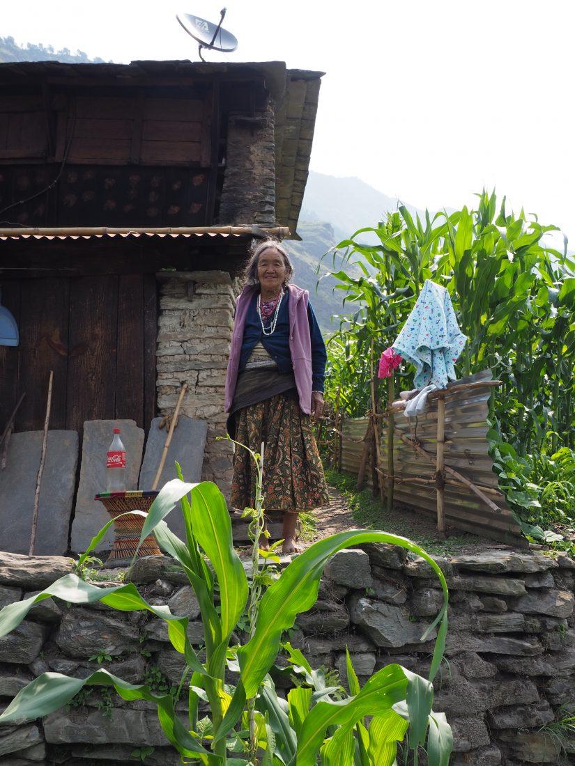 Short trek in Nepal - Mohare Donda trek 3