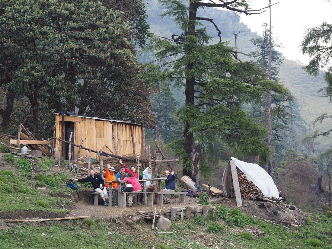 Short trek in Nepal - Mohare Donda trek 6