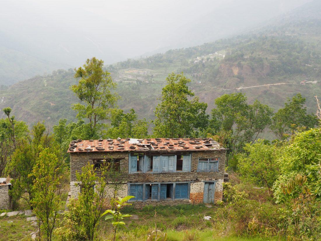 Short trek in Nepal - Mohare Donda trek 7